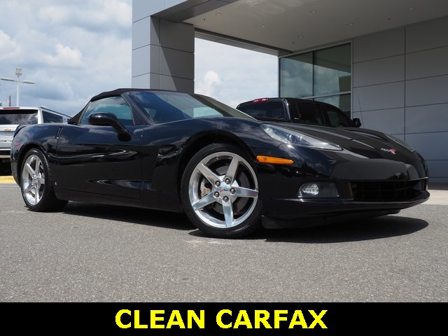 Pre-Owned 2006 Chevrolet Corvette Convertible