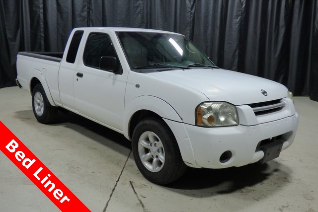 Pre-Owned 2003 Nissan Frontier XE