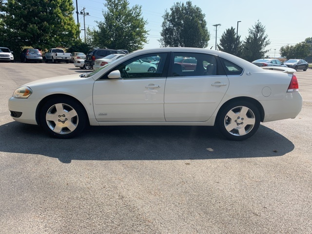 Pre-Owned 2007 Chevrolet Impala SS