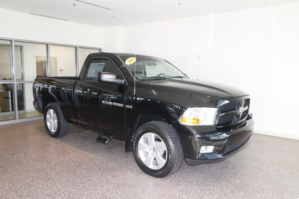 Pre-Owned 2012 Ram 1500 ST