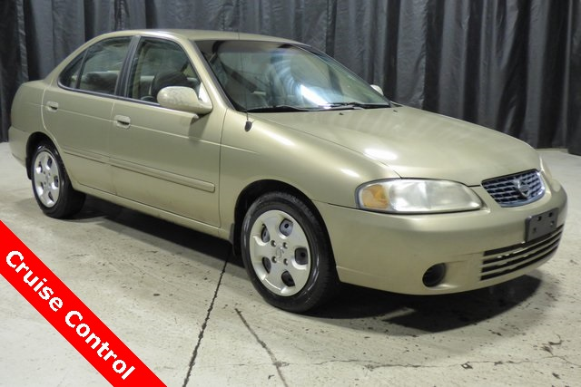 Pre-Owned 2003 Nissan Sentra GXE