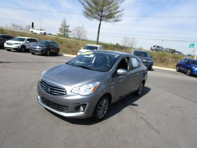Pre-Owned 2017 Mitsubishi Mirage G4 SE